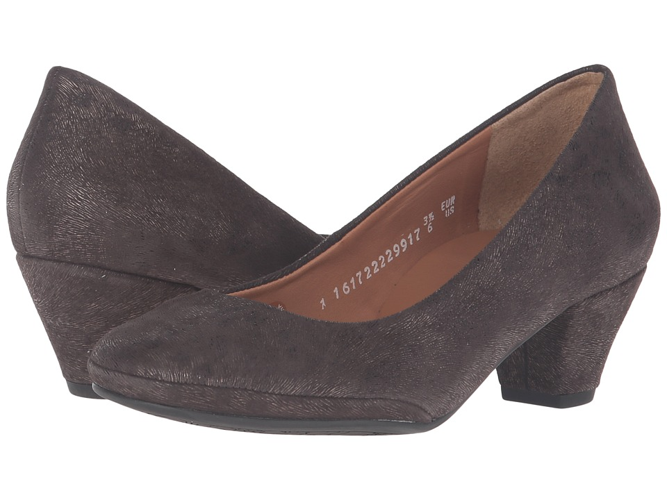 Mephisto - Paldi (Pewter Print) Women's Shoes