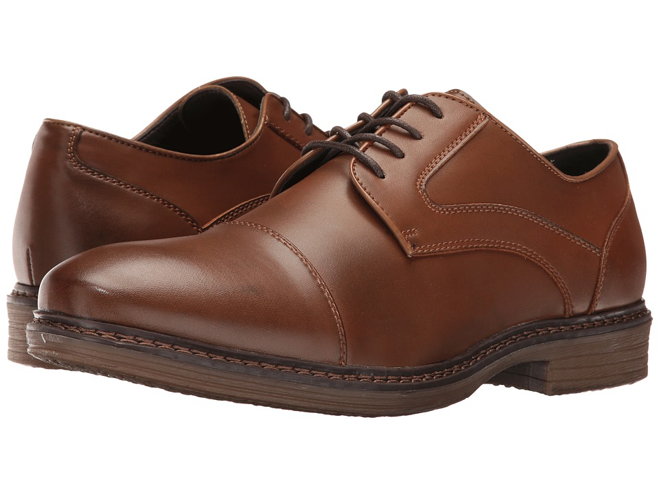 Antonio Zengara - Bronx (Tan) Men's Shoes