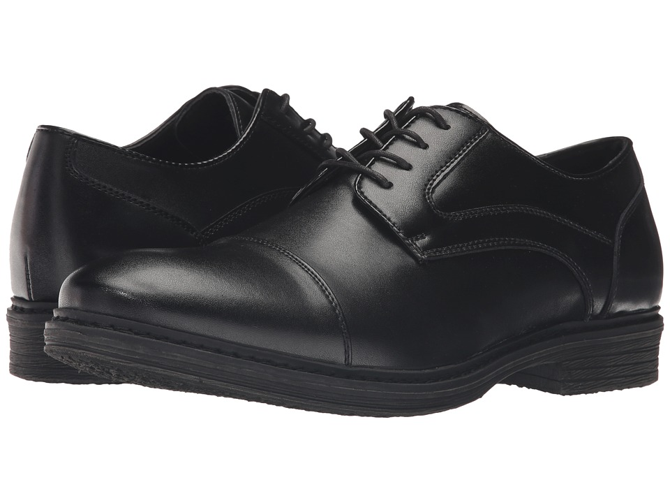 Antonio Zengara - Bronx (Black) Men's Shoes