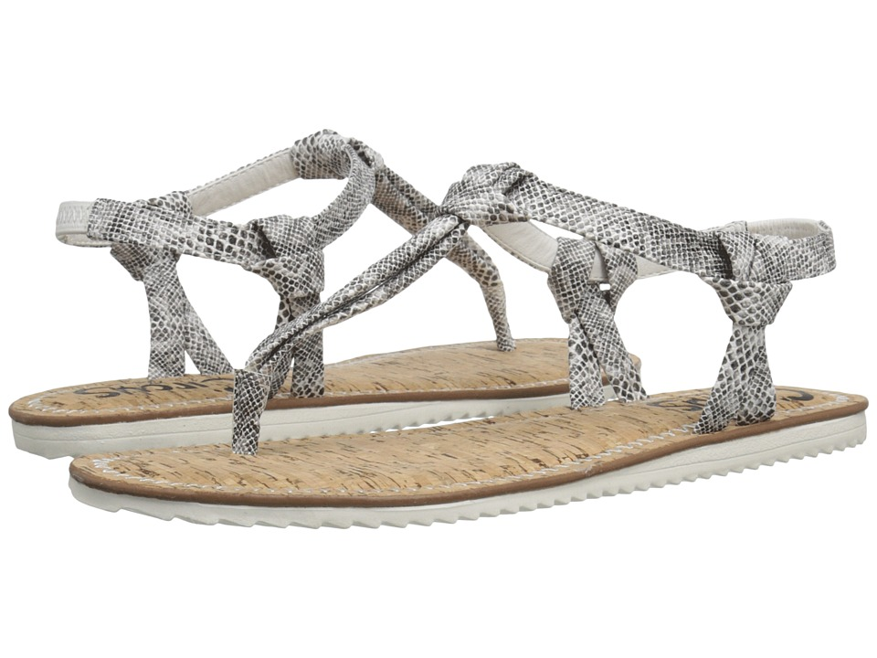 Circus by Sam Edelman - Shaw (Black/White) Women's Sandals