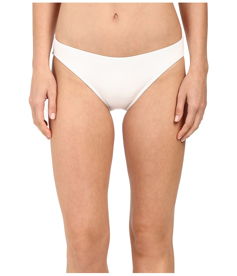 MICHAEL Michael Kors - Bohemian Rhapsody Classic Bottom (White) Women's Swimwear