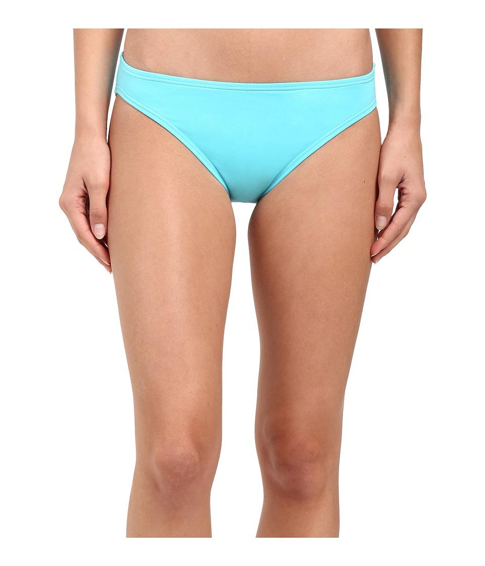 MICHAEL Michael Kors - Bohemian Rhapsody Classic Bottom (Turquoise) Women's Swimwear