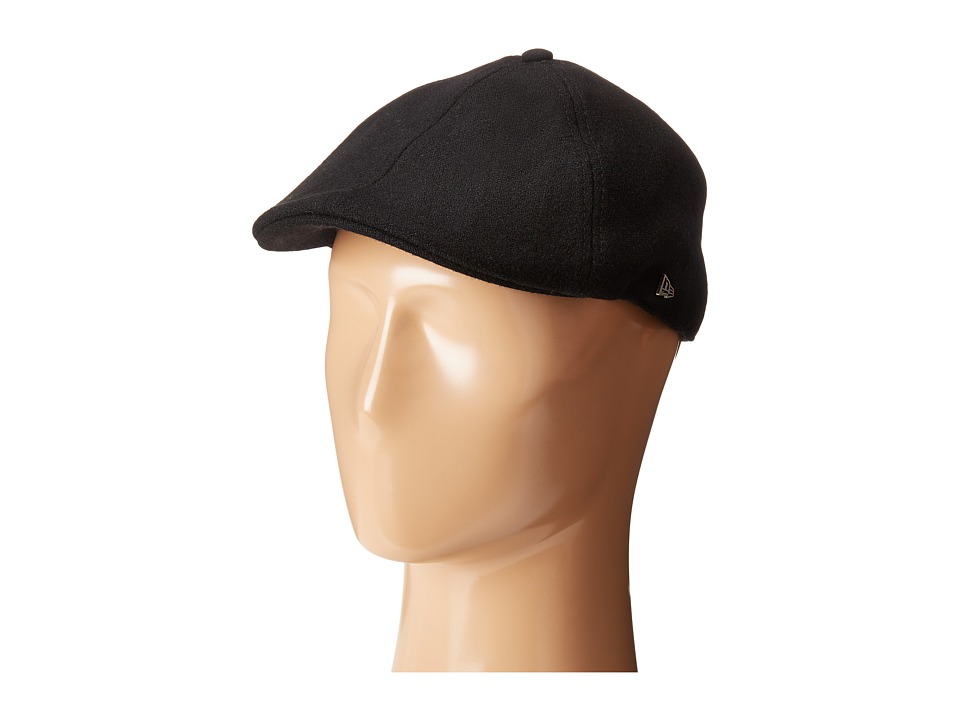 New Era - EK Core Duckbill (Black) Caps