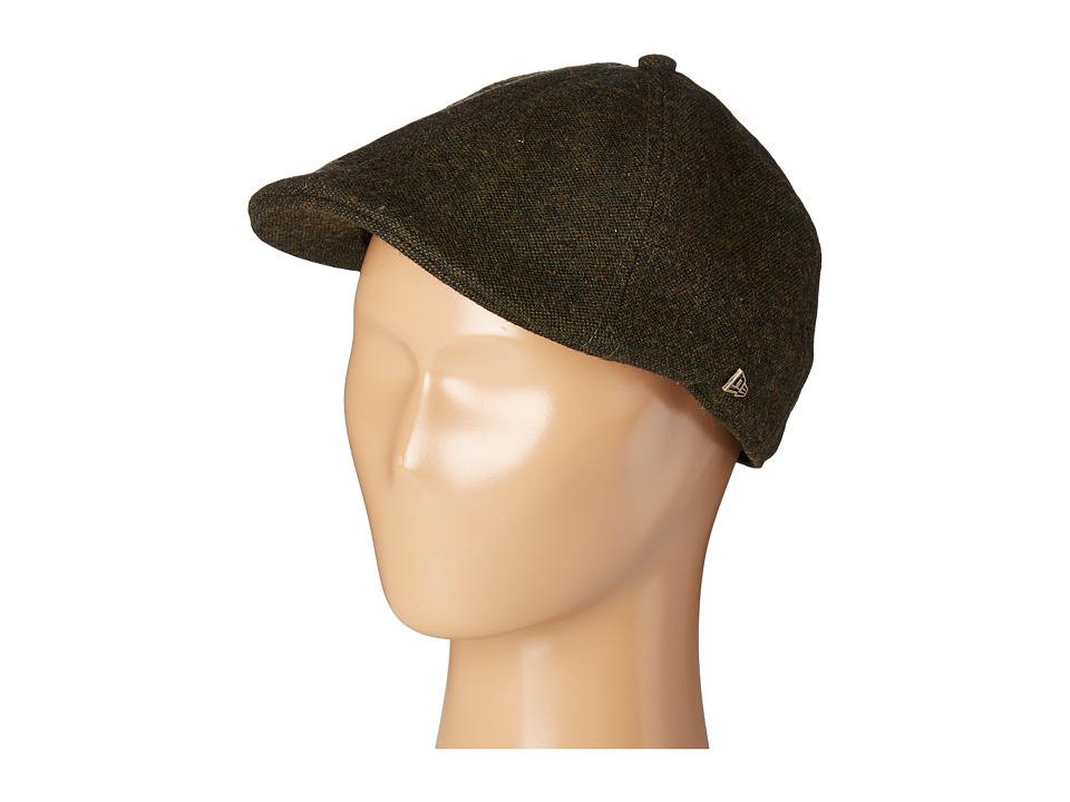 New Era - EK Tweed Duckbill (Green) Caps