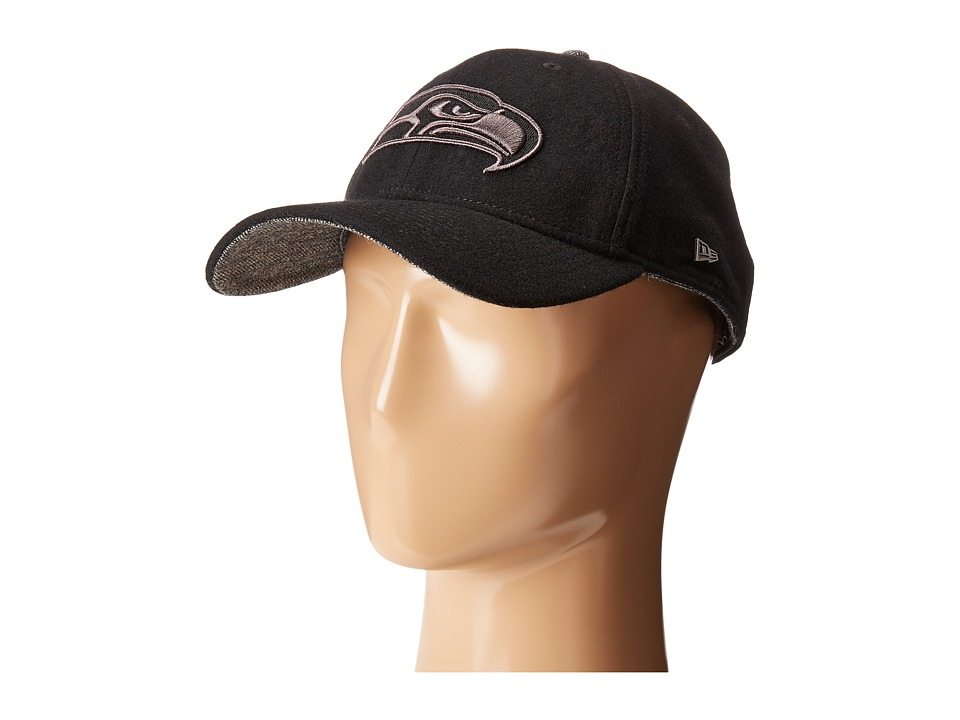 New Era - Fabric Mix 4940 Seattle Seahawks (Black) Caps