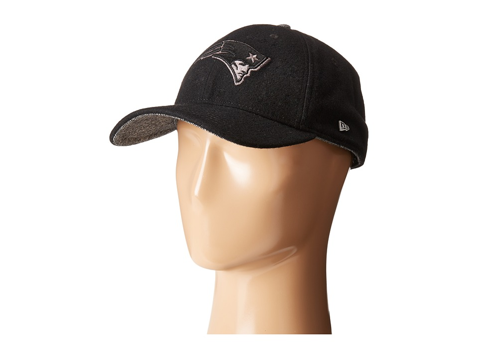 New Era - Fabric Mix 4940 New England Patriots (Black) Caps