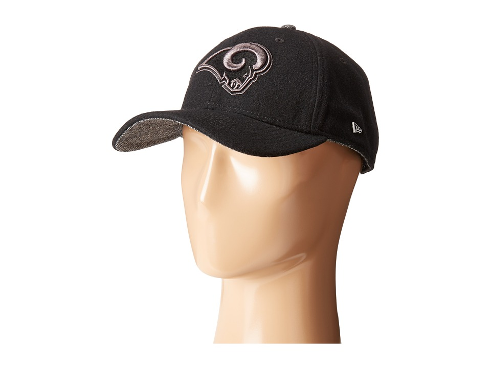 New Era - Fabric Mix 4940 Los Angeles Rams (Black) Caps