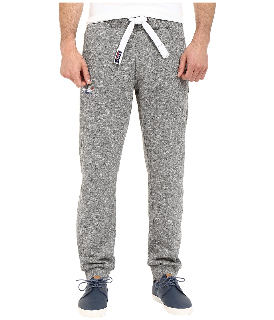 Superdry - Orange Label True Grit Jogger (Phoenix Grey Grit) Men's Workout