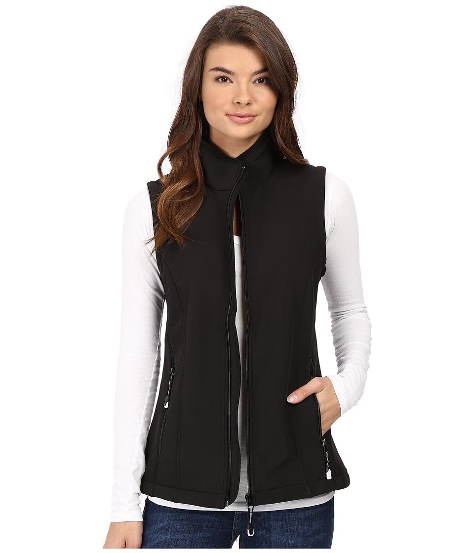 Roper - Softshell Vest (Black) Women's Vest