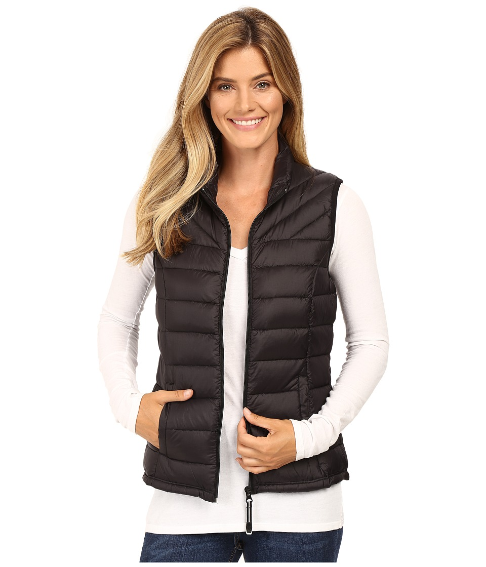 Roper - Crushed Vest (Black) Women's Vest