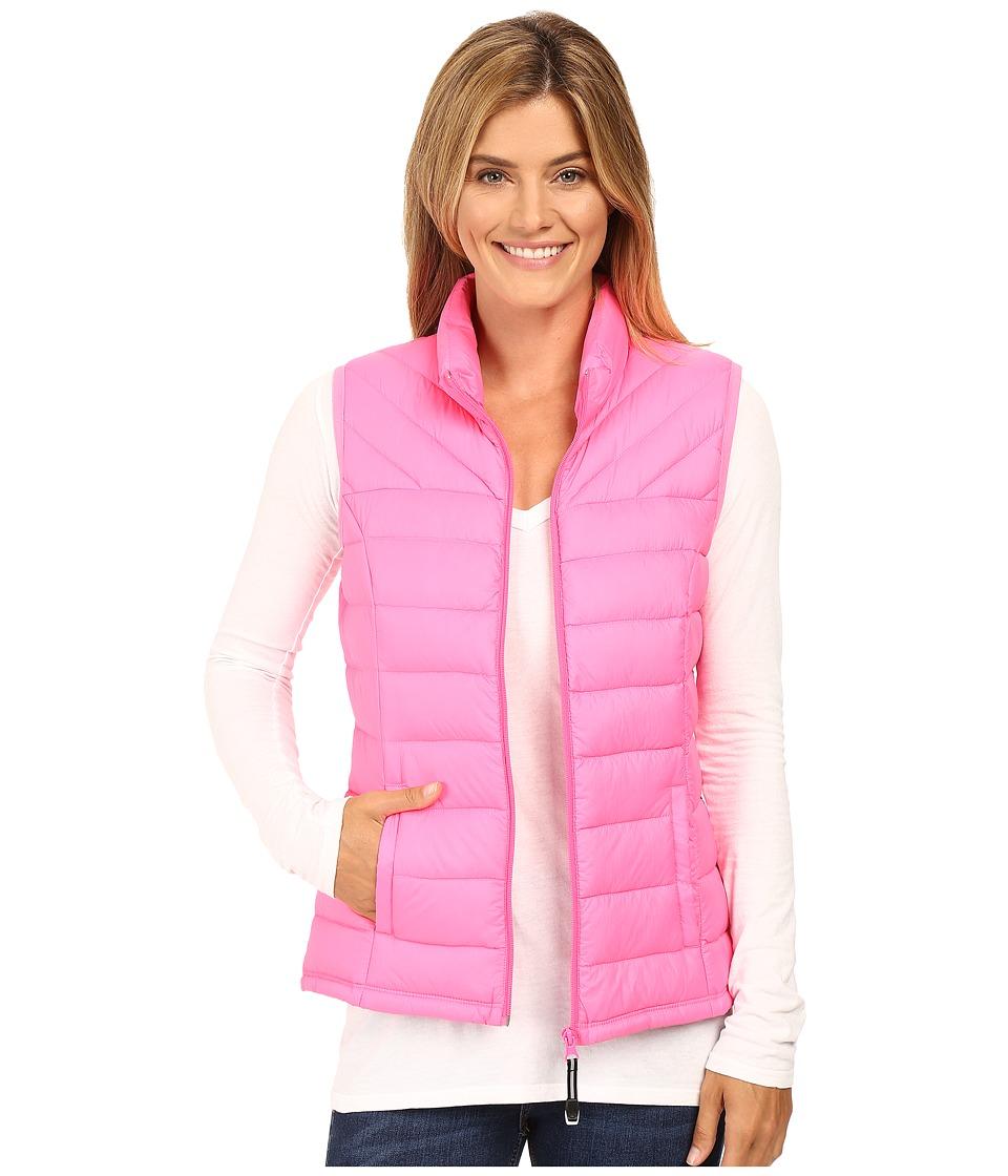 Roper - Crushed Vest (Pink) Women's Vest