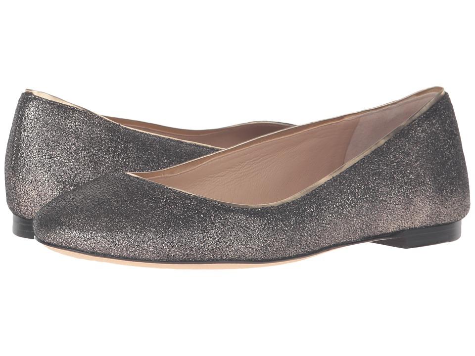 Diane von Furstenberg - Cambridge (Gold Crackle Leather) Women's Sandals