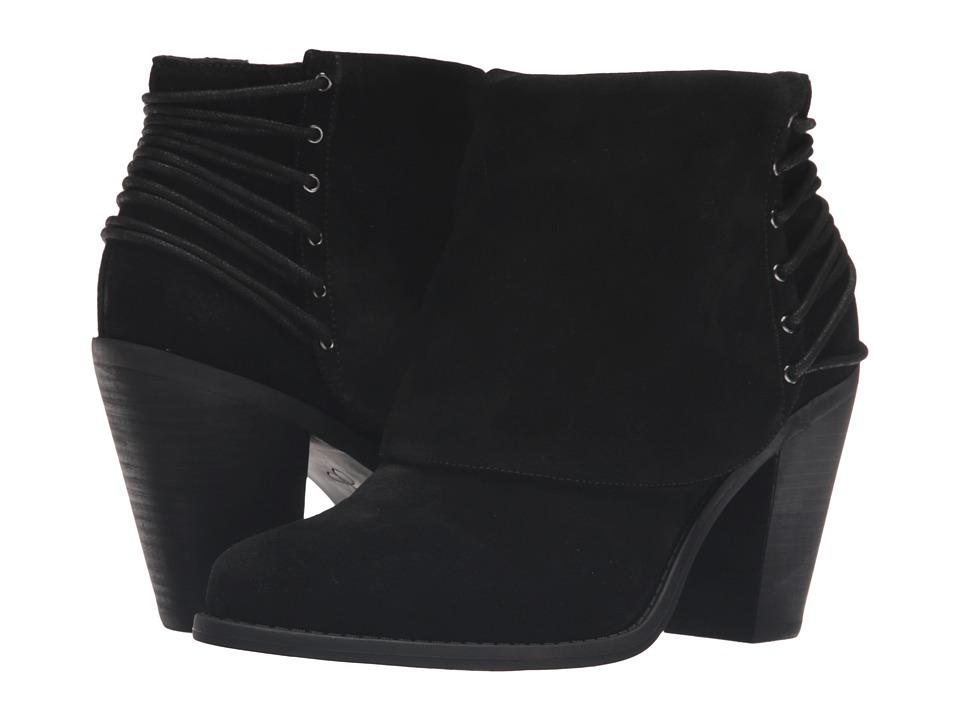 Jessica Simpson - Calvey (Black) Women's Boots
