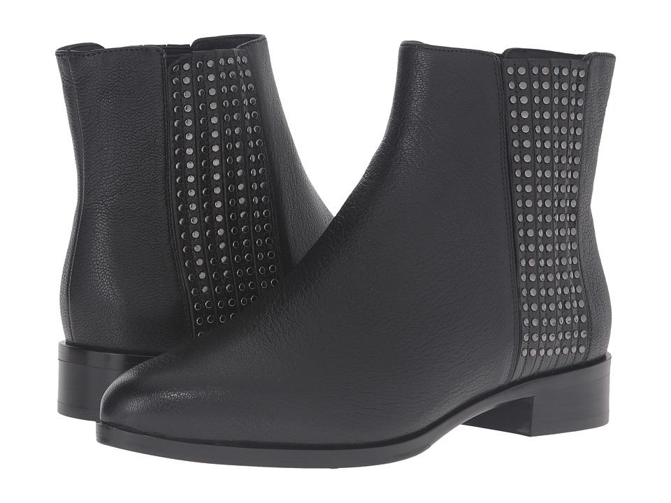 Diane von Furstenberg - Jena (Black Leather) Women's Shoes