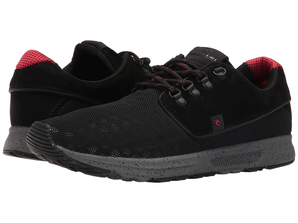 Rip Curl - Roamer Search (Black/Grey) Men's Lace up casual Shoes