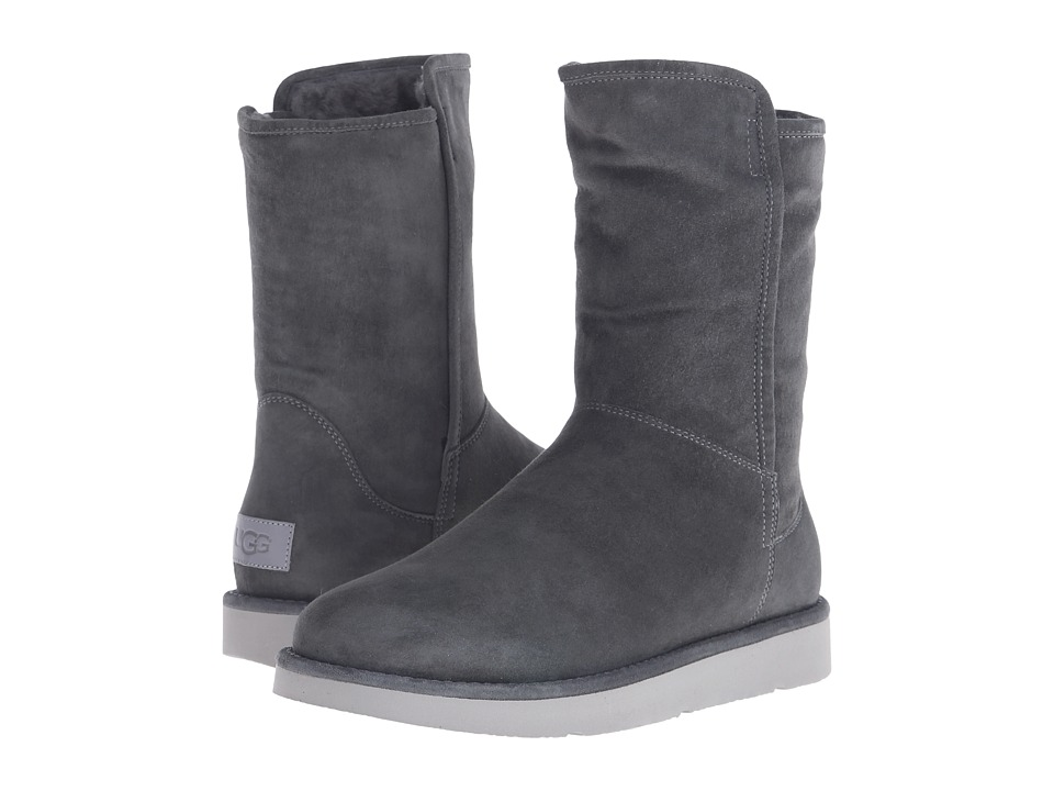 UGG - Abree Short (Grigio) Women's Boots