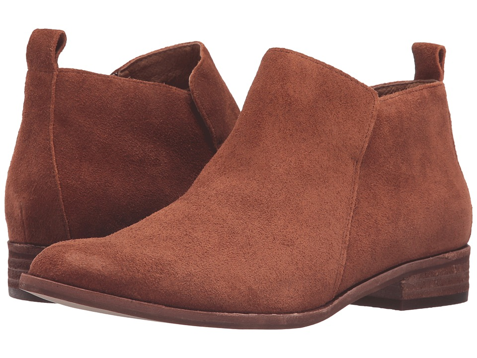 Corso Como - Dynamite (Tobacco Suede) Women's Shoes