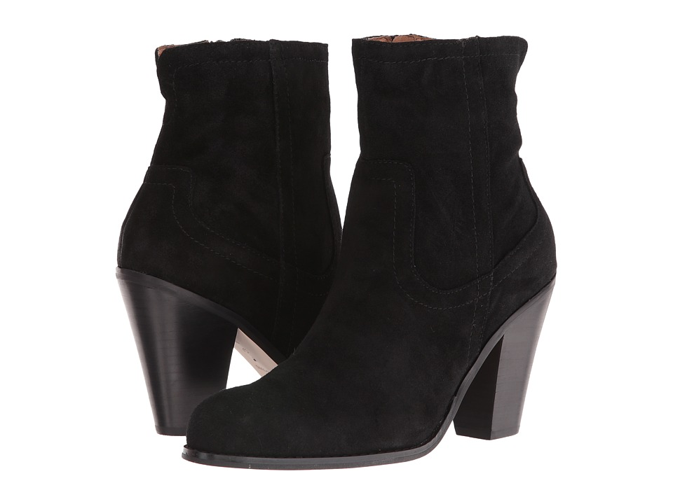 Corso Como Harvest (Black Split Suede) Women