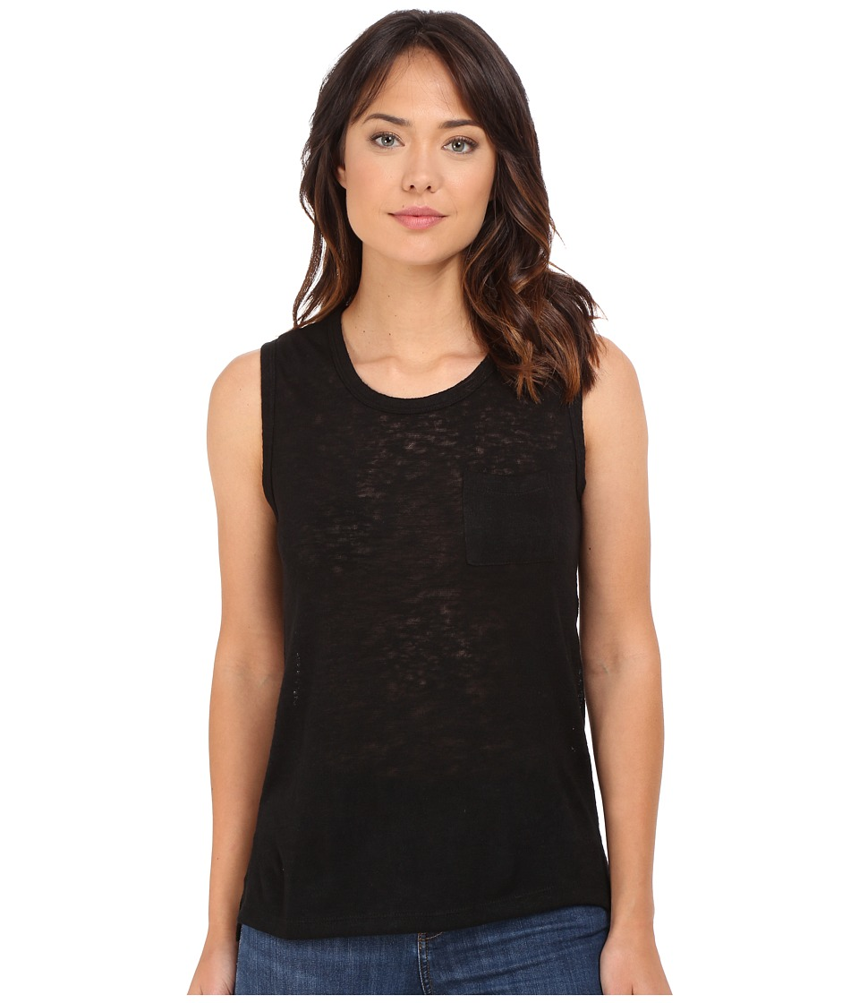 Culture Phit Maika Muscle Tee (Black) Women