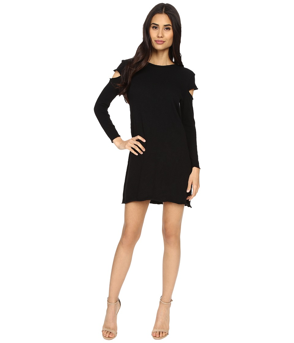 Culture Phit - Jeanne Cut Out Dress (Black) Women's Dress