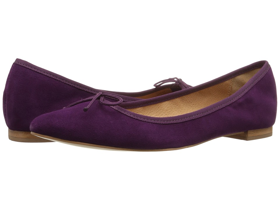 Corso Como - Recital (Eggplant Suede) Women's Shoes