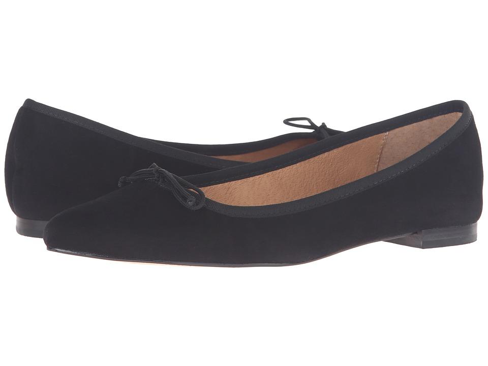 Corso Como - Recital (Black Kid Suede) Women's Shoes