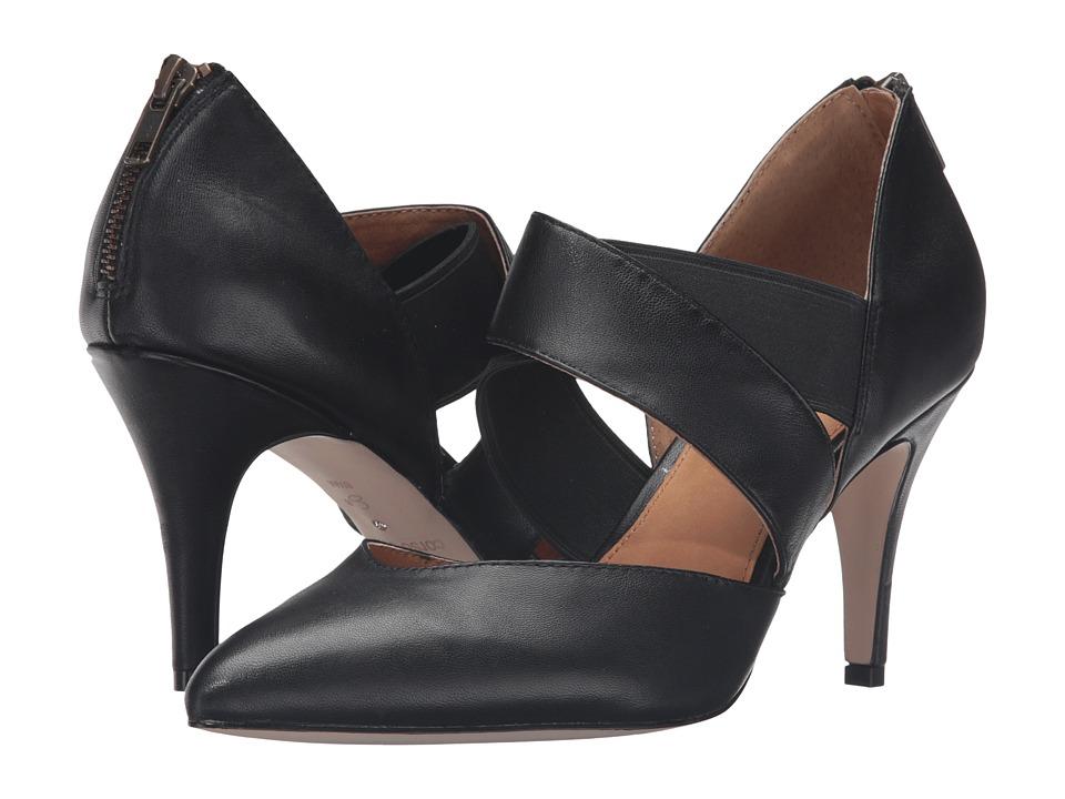 Corso Como Collette (Black Leather) Women