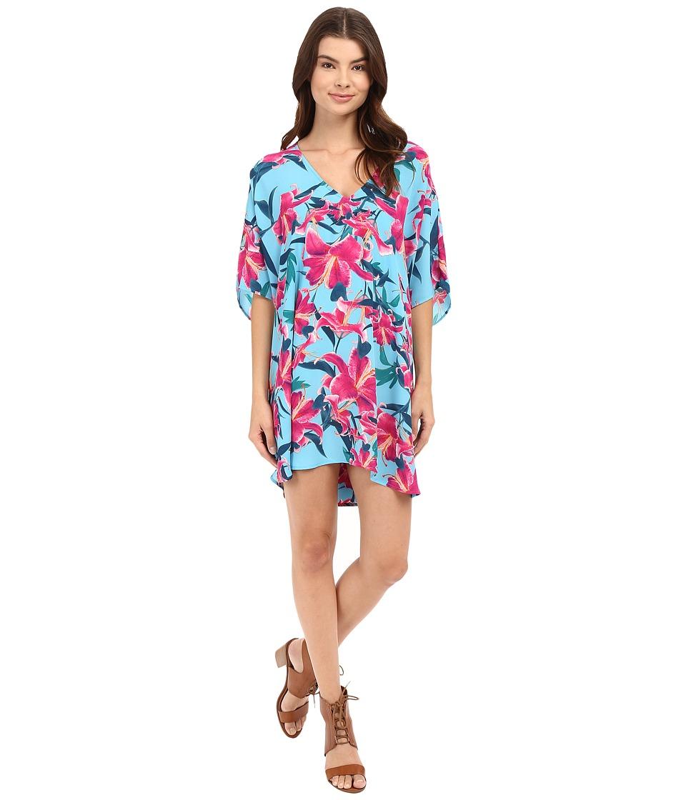 Show Me Your Mumu - Mae Mu (Sea Lilies) Women's Dress