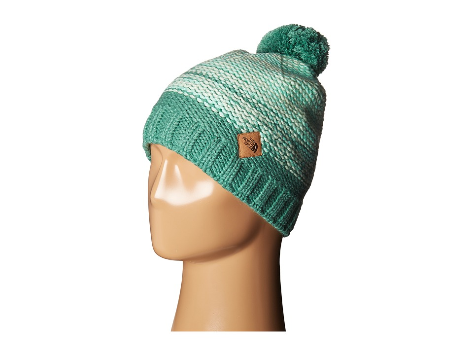 The North Face - Antlers Beanie (Deep Sea) Beanies