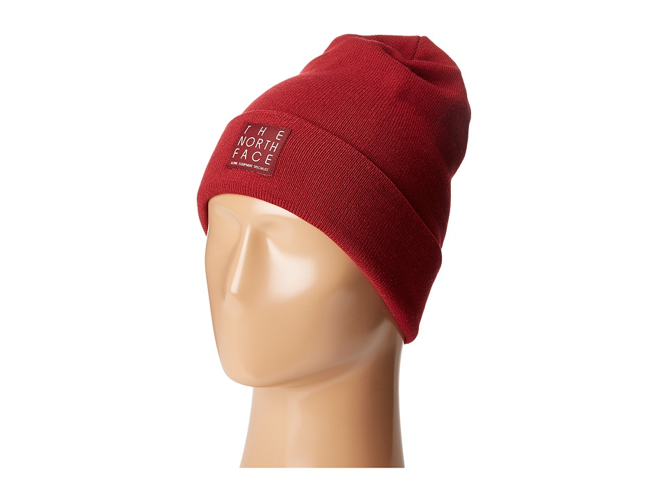 The North Face - Dock Worker Beanie (Biking Red) Beanies