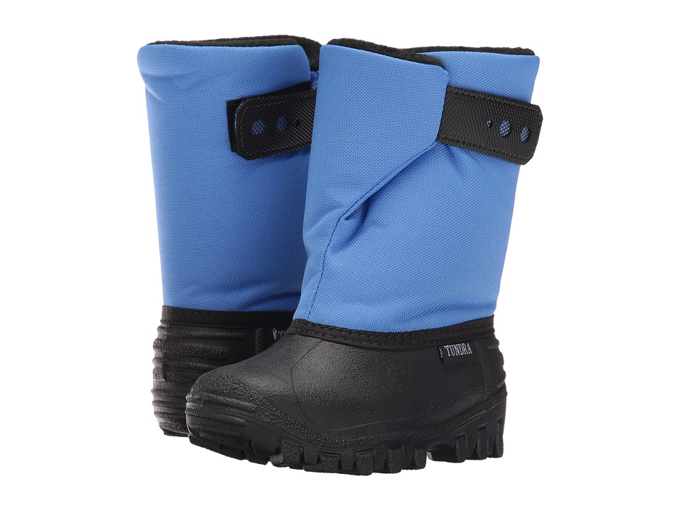 Tundra Boots Kids - Teddy (Toddler/Little Kid) (Powder Blue) Kids Shoes