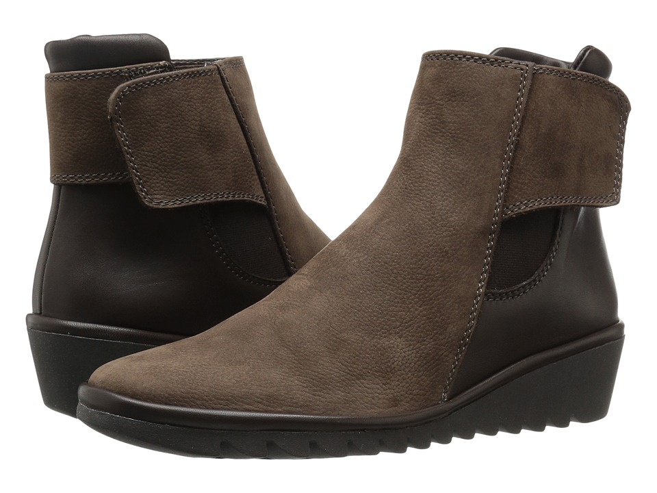 The FLEXX - Malificent (Ebony Dakar/Cashmere) Women's Shoes