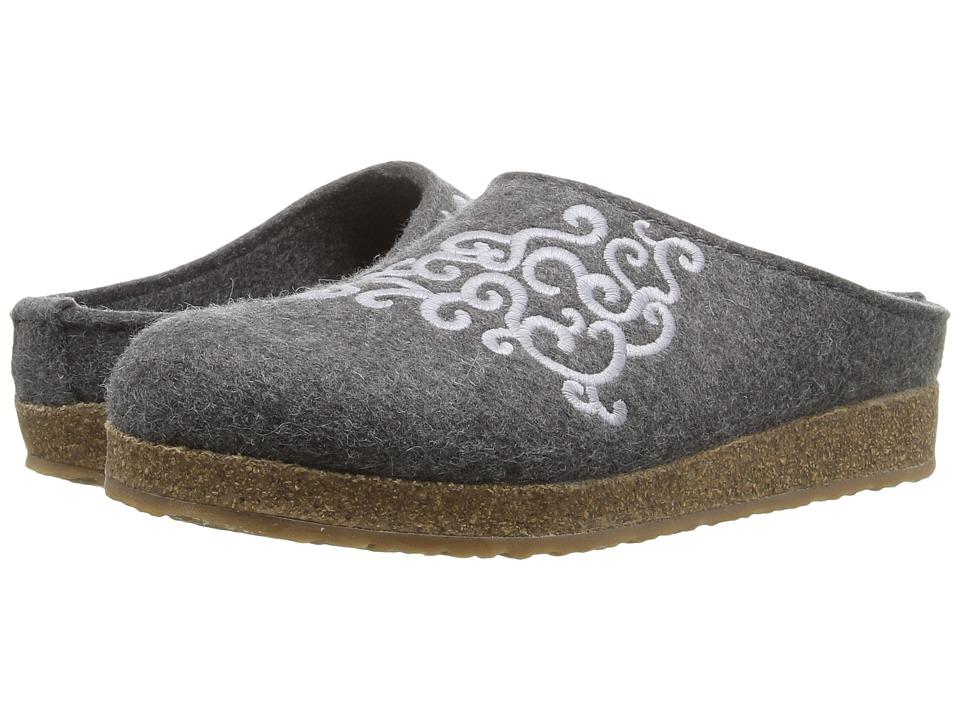 Haflinger - Symphony (Grey) Women's Slippers