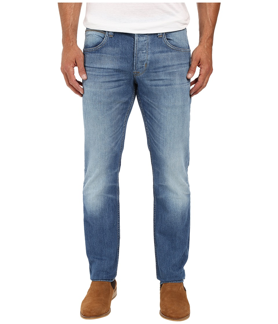Hudson - Blake Slim Straight in Turnpike (Turnpike) Men's Jeans