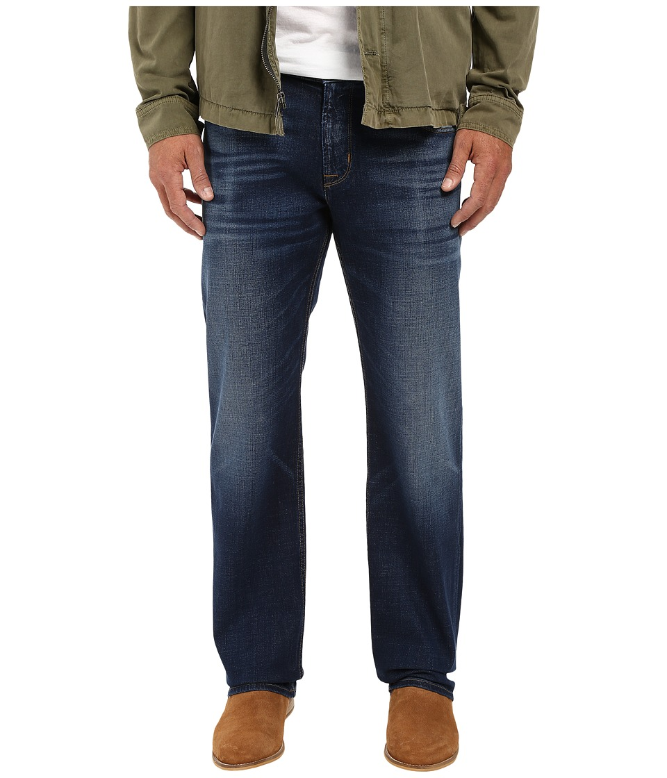 Hudson - Wilde Relaxed Straight in Decker (Decker) Men's Jeans