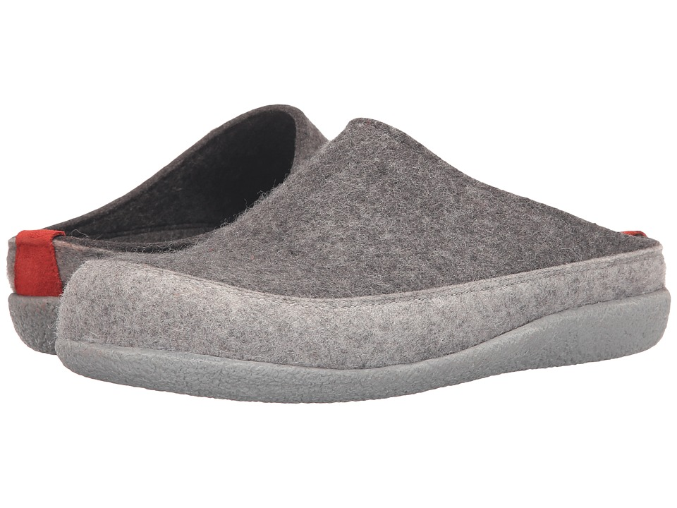 Haflinger Flynn (Grey) Shoes