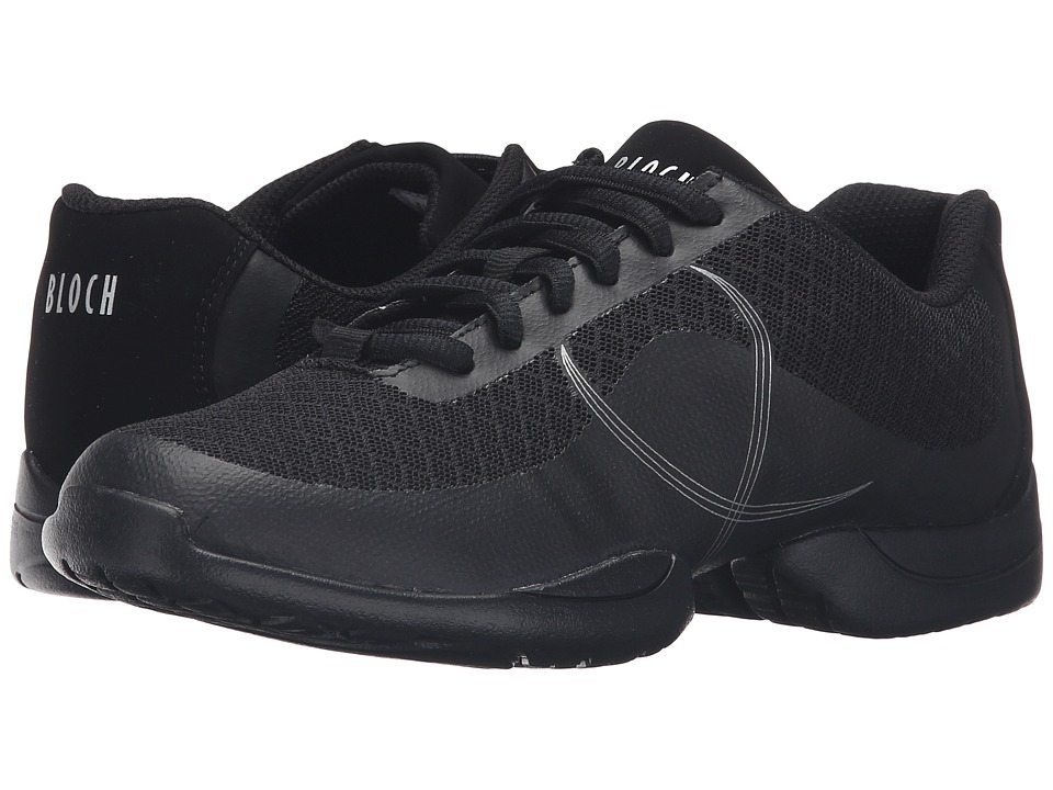 Bloch - Troupe (Black) Women's Shoes