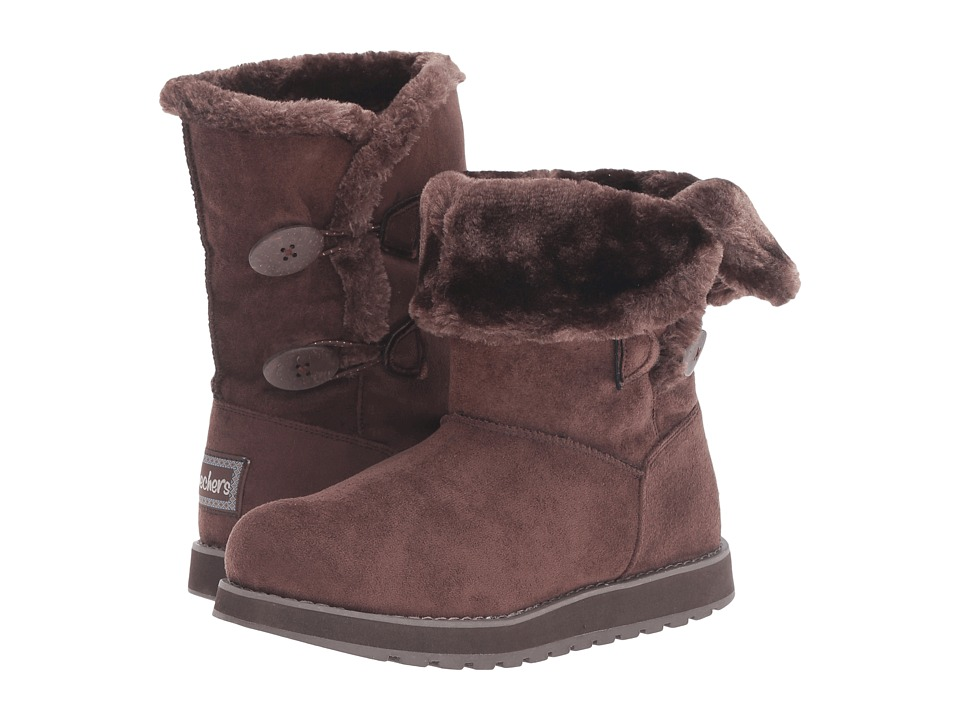 SKECHERS - Keepsakes (Chocolate) Women's Boots