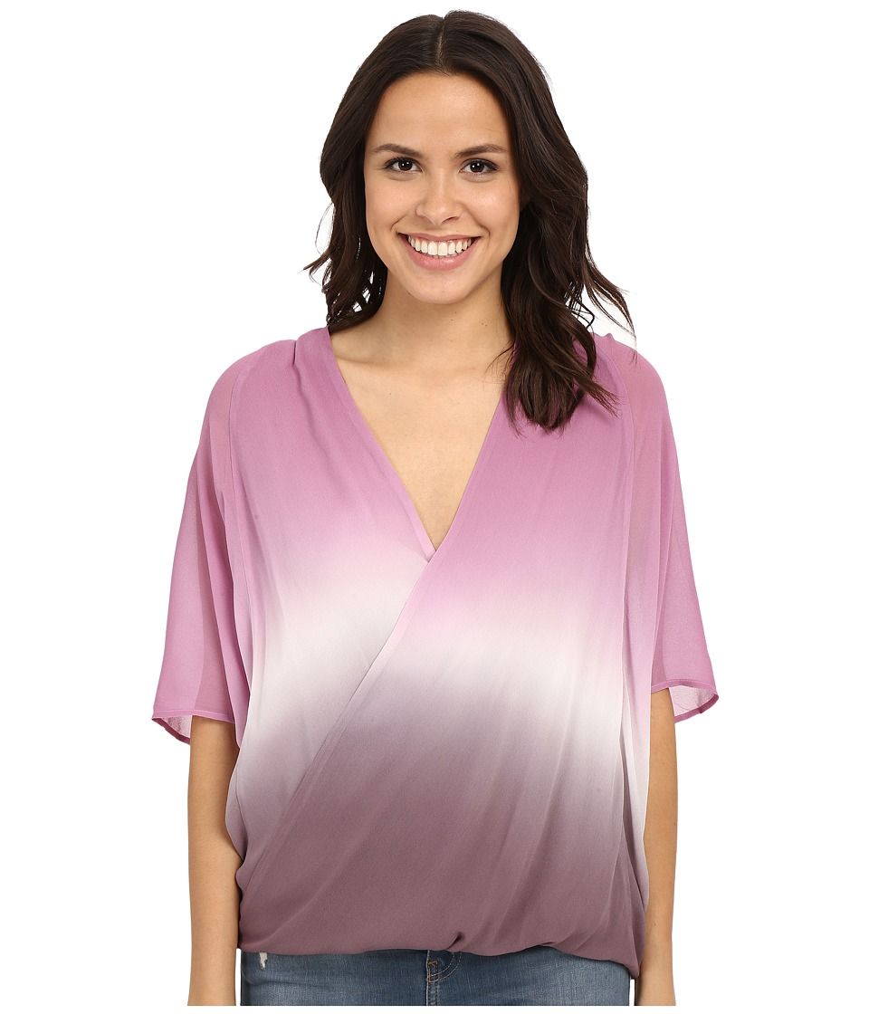 Young Fabulous & Broke - The H Top (Wine Ombre) Women's Clothing