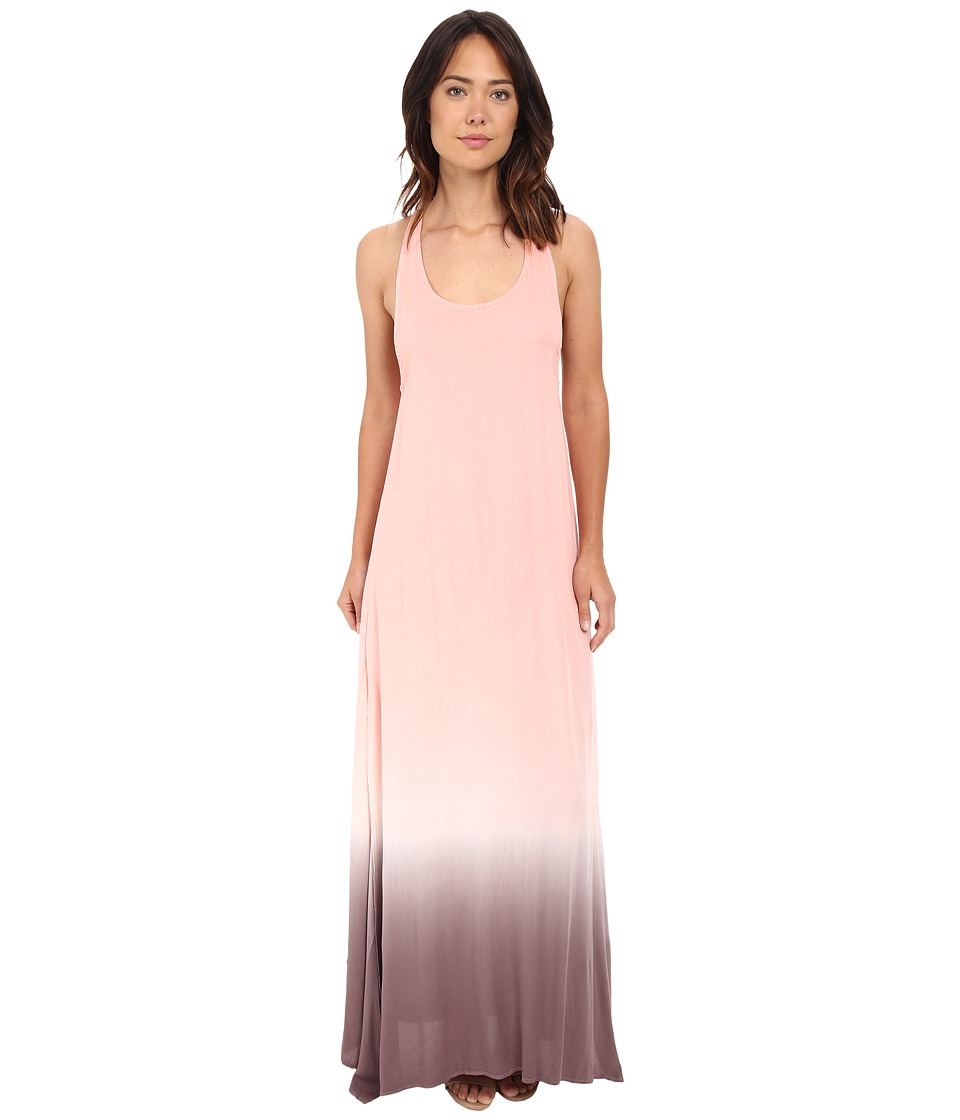 Young Fabulous & Broke - Dite Dress (Melon Ombre) Women's Dress