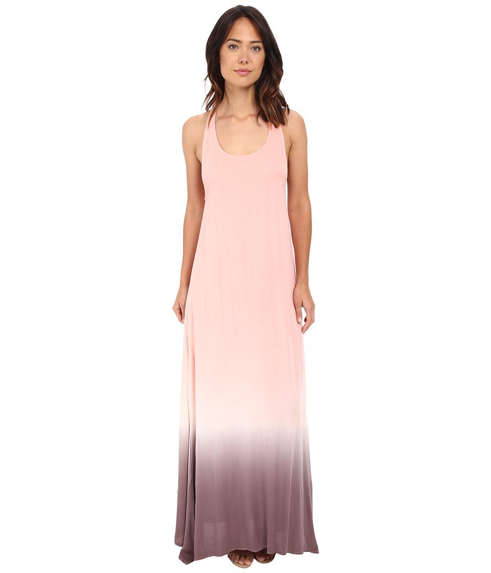 Young Fabulous & Broke - Dite Dress (Melon Ombre) Women's Dress