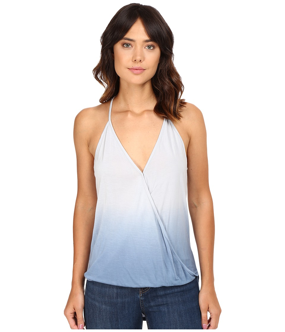 Young Fabulous & Broke - Sela Top (Chambray Ombre) Women's Clothing