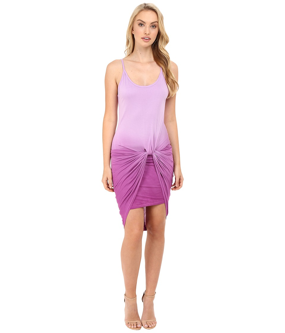 Young Fabulous & Broke - Desirae Dress (Purple Ombre) Women's Dress