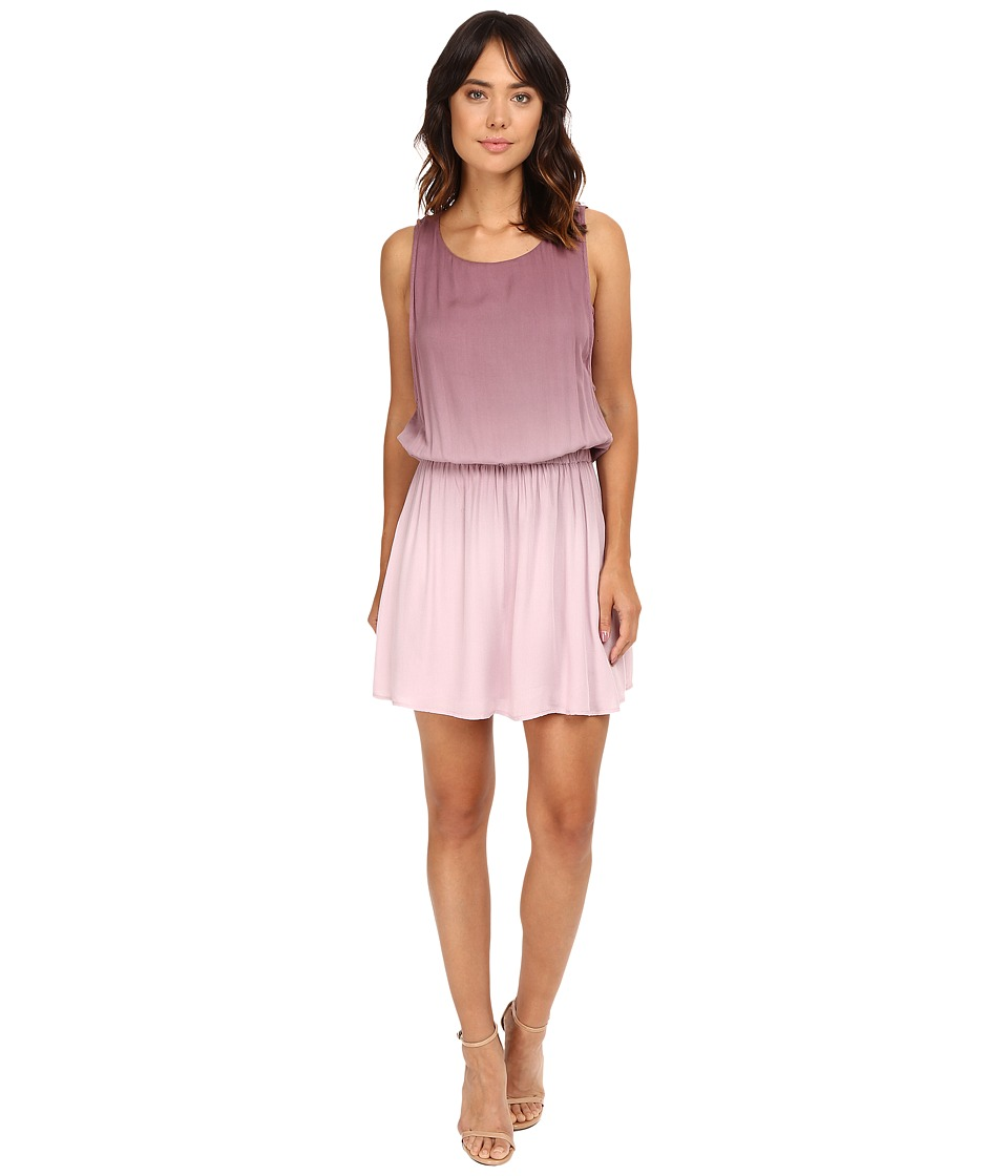 Young Fabulous & Broke - Cheyanne Dress (Raisin Ombre) Women's Dress