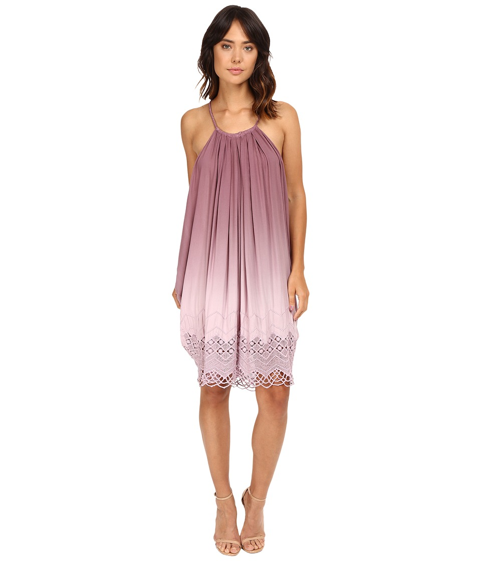 Young Fabulous & Broke - Trischa Dress (Raisin Ombre) Women's Dress