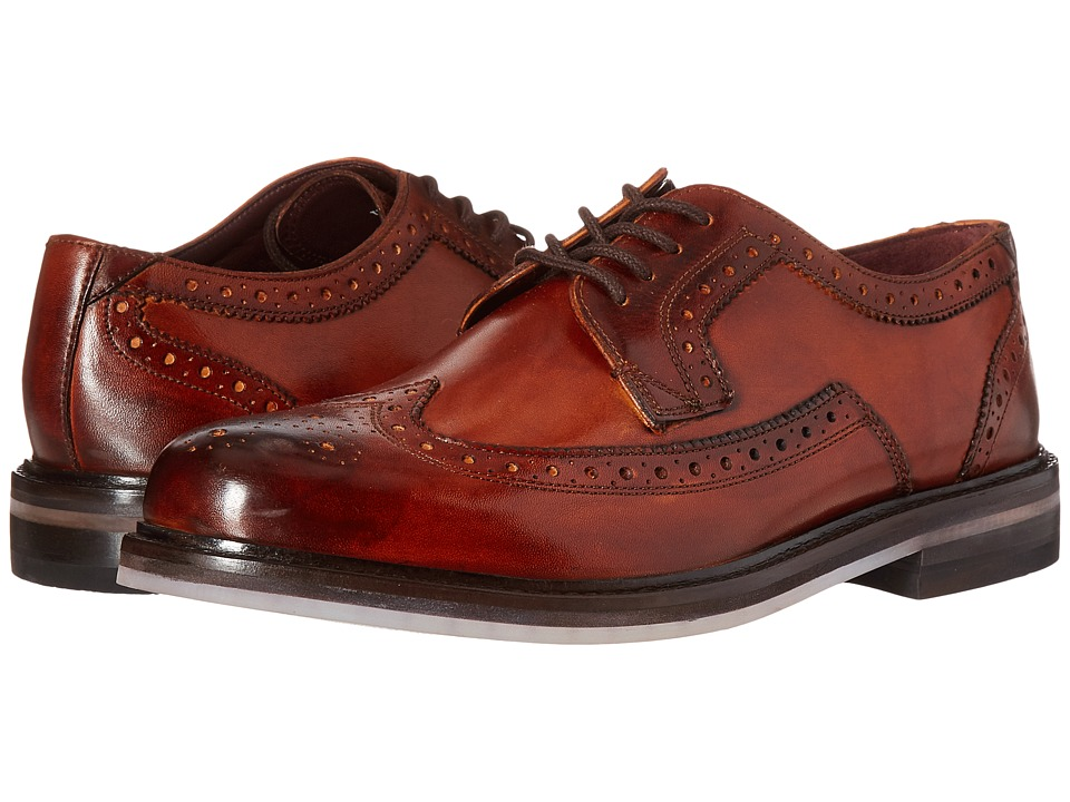Ted Baker - Ttanum 3 (Tan Leather) Men's Shoes
