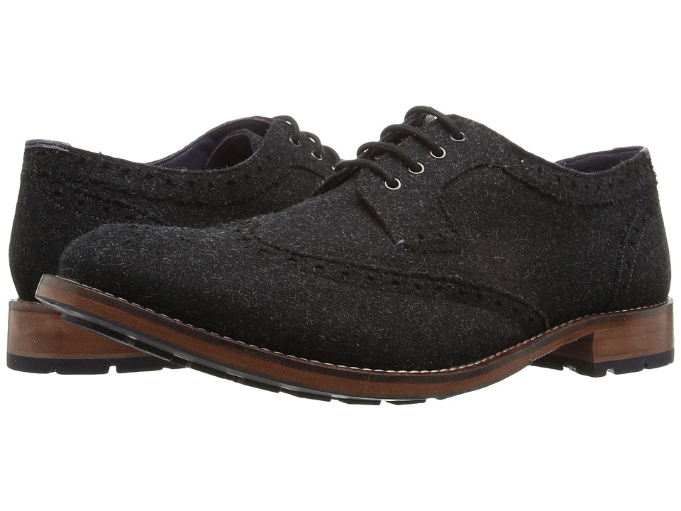 Ted Baker - Apren (Black Wool) Men's Shoes