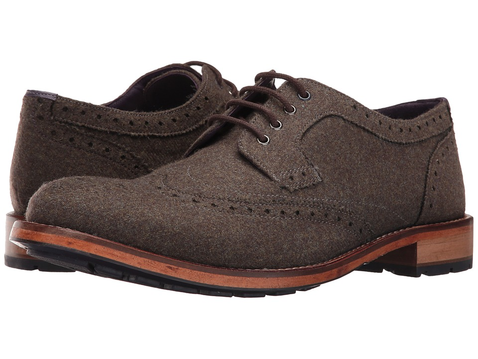 Ted Baker - Apren (Brown Wool) Men's Shoes