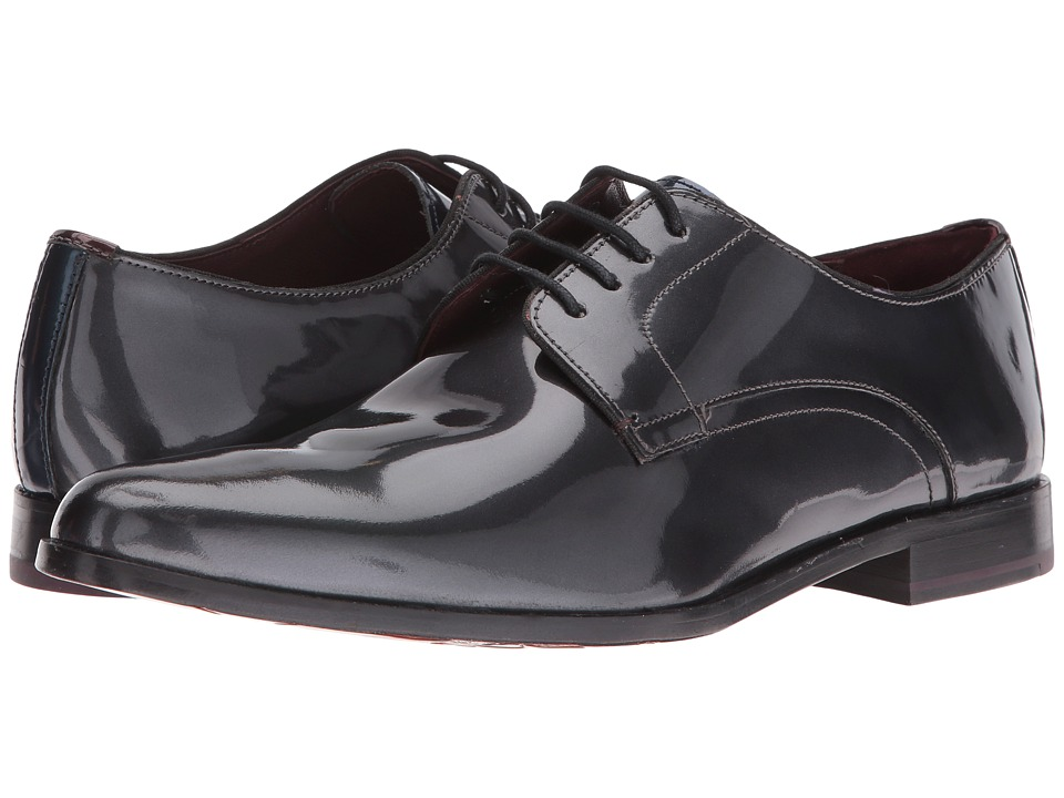 Ted Baker - Aundre (Grey Patent Leather) Men's Shoes