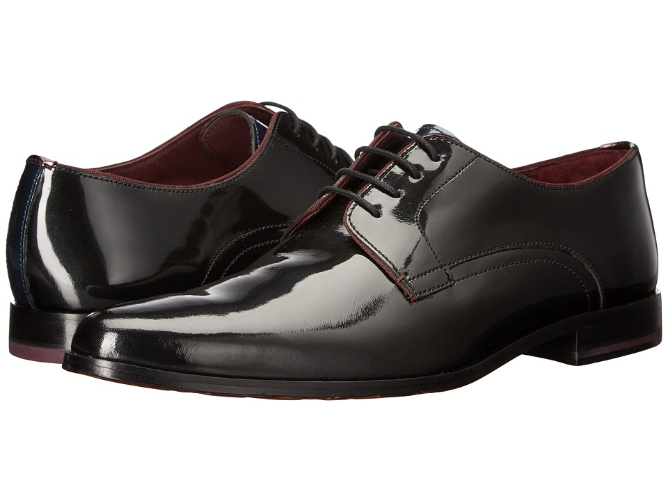 Ted Baker - Aundre (Black Patent Leather) Men's Shoes